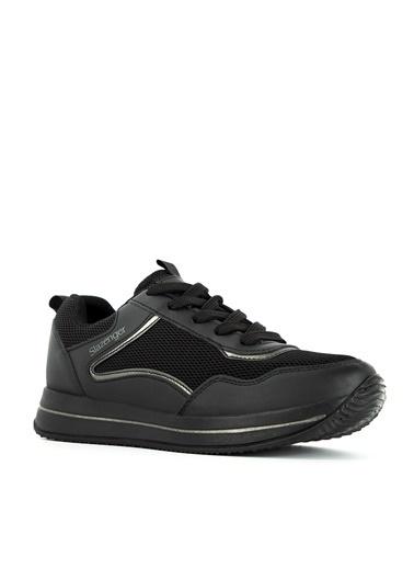 Slazenger Slazenger ZENZI Sneaker Kadın Ayakkabı    Siyah